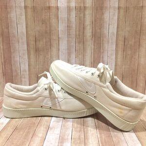 Tretorn Vintage White 1998 Sneakers 503112 Sz 9.5